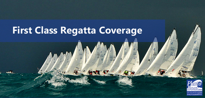 First Class Regatta Coverage