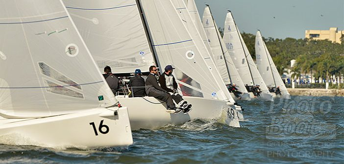 J70 WInter Series Davis Island