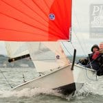 Viper Sailing with Spinnaker