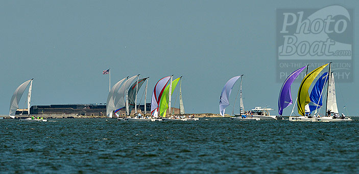 2017 Charleston Race Week