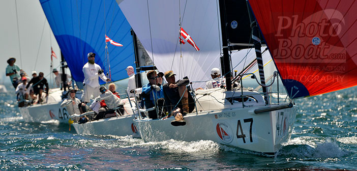 2017 Block Island Race Week