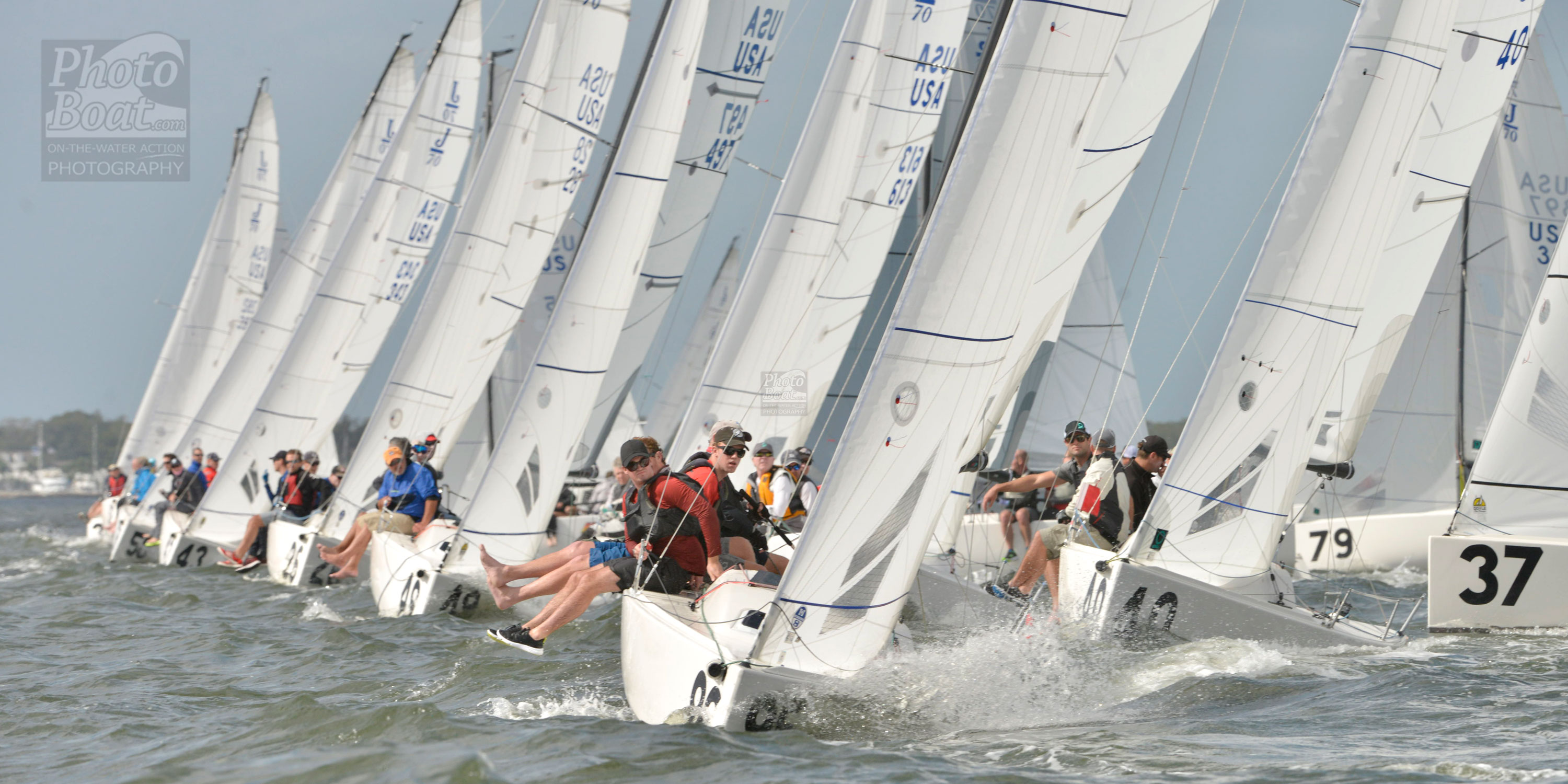 2020 J70 Winter Series Davis Island